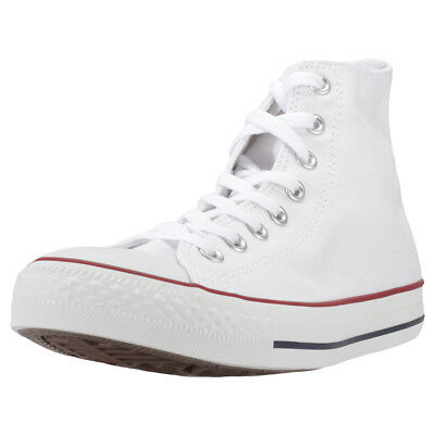 Converse Chuck Taylor All Star Unisex White Canvas Trainers