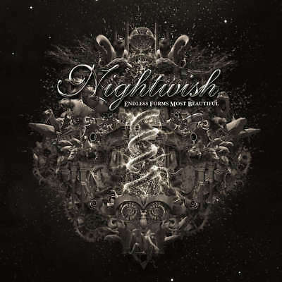 NIGHTWISH - Endless Forms Most Beautiful - Vinyl 2-LP - black Vinyl