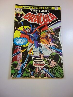 Tomb of Dracula #36 VF- condition Huge auction going on now!