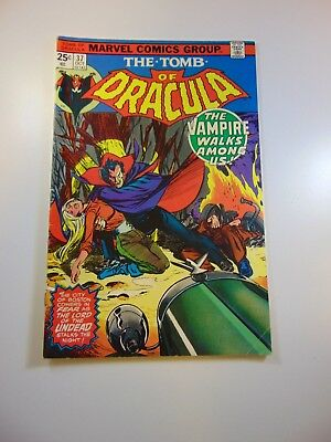 Tomb of Dracula #37 VG condition MVS intact Huge auction going on now!