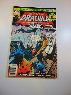 Tomb of Dracula #50 VF- condition Free shipping on orders over $100.00!