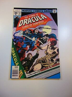 Tomb of Dracula #56 VG condition Free shipping on orders over $100.00!