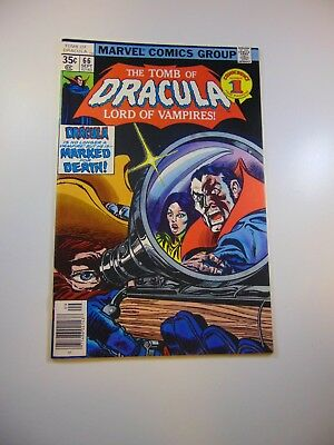 Tomb of Dracula #66 VF condition Free shipping on orders over $100.00!