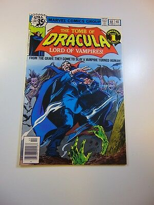 Tomb of Dracula #68 FN+ condition Free shipping on orders over $100.00!
