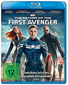 The Return of the First Avenger [Blu-ray] | DVD | Zustand sehr gut