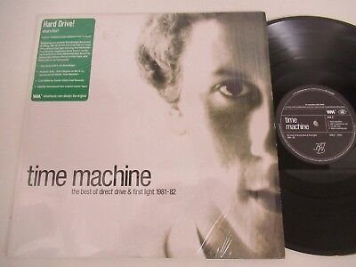 Time Machine/the Best Of Direct Drive & First Light 1981-82 Lp Wmlp-0003