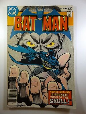 """Batman #289 """"Sign of the Skull VF-NM Condition!! Mike Grell Cover and Art!!!"""
