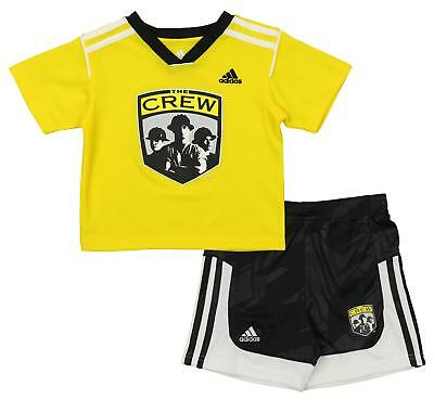 ADIDAS MLS TODDLERS Columbus Crew SC Midfielder Jersey Set -  14.99 ... e2b2b7971