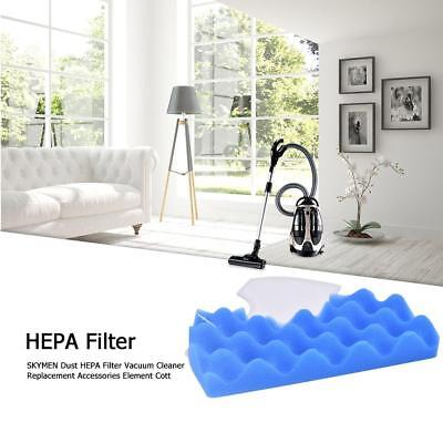 Dust Hepa Filter Blue Sponge Filters for Samsung DJ97-01040C Vacuum Cleaner