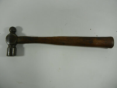 Vintage BLACKSMITH SMALL BALL PEEN Hammer Machinist Mechanic Tool G094