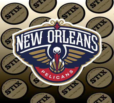 NEW ORLEANS PELICANS Decal / Sticker Die cut - $3 49 | PicClick