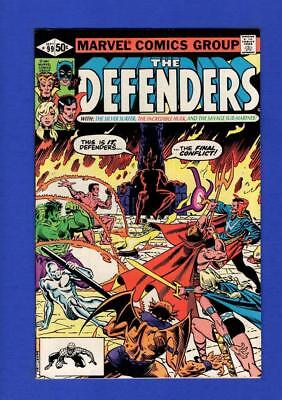 Defenders #99 Nm 9.2 High Grade Bronze Age Marvel