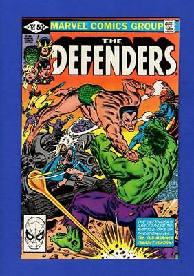 Defenders #93 Nm 9.4/9.6 High Grade Bronze Age Marvel