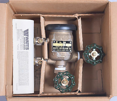 "Watts Pressure Vacuum Breaker 1"" No. 800"