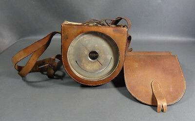 WWI 1915 German Otto Bohne Holosteric Compensiert Aviation Altimeter Barometer