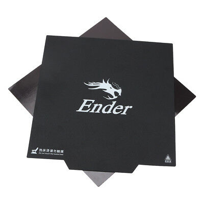 Build Plate Tape Square Heat Bed Sticker 235x235mm for Ender 2/3