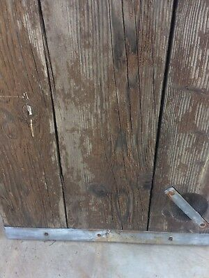 Circa Wwii Wooden Ship Hatch Door