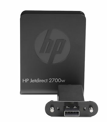 HP Jetdirect 2700w USB Wireless Print Server TJ8026A  Free Ship