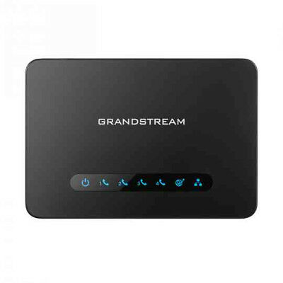 Grandstream Networks HT818 VoIP telephone adapter THT818  Free Ship