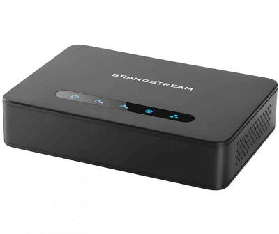 Grandstream Networks HT812 VoIP telephone adapter THT812  Free Ship