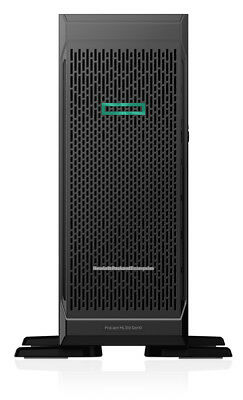 ProLiant ML350 Gen10 + 16GB (1x16GB) Memory Kit + 2x Hewlett Packard Enterprise