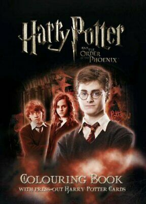 Harry Potter and the Order of the Phoenix: Colouring Book (Harry Po... Paperback