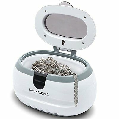 Magnasonic Professional Ultrasonic Jewelry Cleaner Machine for Cleaning Watches,