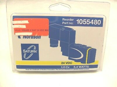 Nordson 1055480 Factory sealed box 24VDC, 1.0 CV, 5.4 WATTS