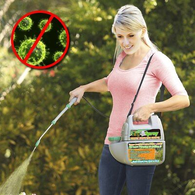 Hercules 4.5L Electric Weed Sprayer Spray Battery Operated Farm Garden Pump