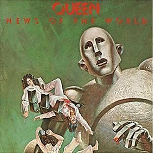 News Of The World [2011 Remastered Version], Queen CD , New, FREE & Fast Deliver