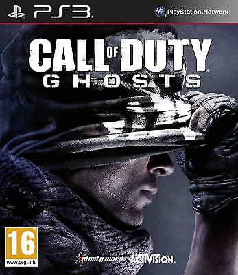Call of Duty: Ghosts (PS3) BRAND NEW SEALED