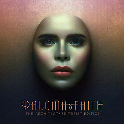 Paloma Faith : The Architect: Zeitgeist Edition CD 2 discs (2018) ***NEW***