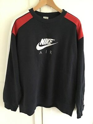 Nike Air Max Vintage 90s Rave Sweater Tracksuit XL