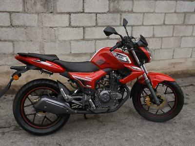 Promozione keeway rks 125 rosso