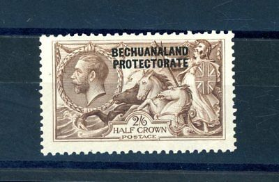 Bechuanaland  1923  2s 6d  Seahorse  (SG 88)  unmounted MINT    (N1285)