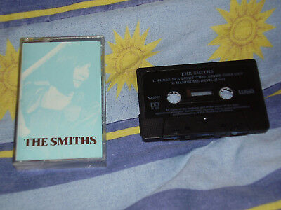 The Smiths - There is a light that never goes out - RARE Cassette Tape Single