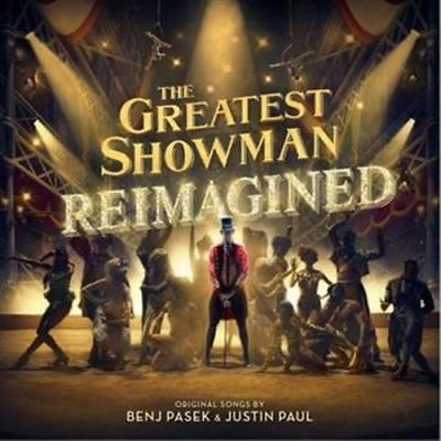 Greatest Showman (The) - Reimagined New Cd