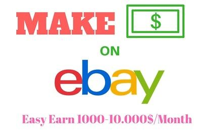 Make Money Online from Home ebook+video | Earn $3K  per Day | Dropshipping 2019