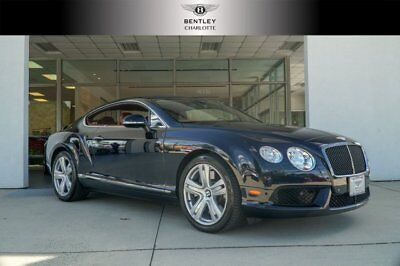 2013 Continental GT 2DR CPE