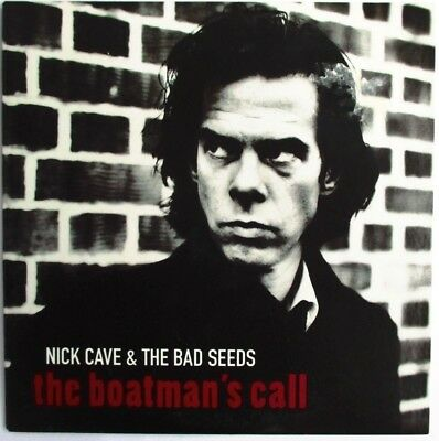 """Nick Cave And The Bad Seeds - 3 Tracks France Promo Cd """"The Boatman's Call"""""""