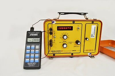 ANALOGIC DIG-CAL II Thermocouple / Temperature calibrator, Indicator & simulator