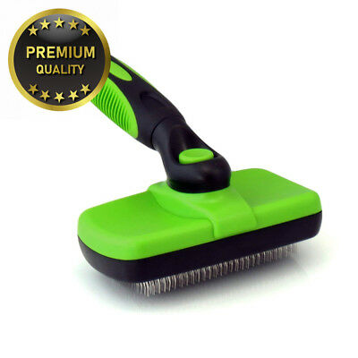 Dog Brush, Pet Grooming Brush Large to Small Dogs & Cats Slicker Remove...