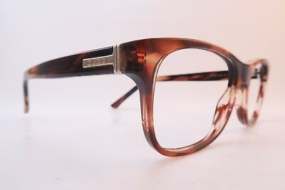 Vintage GUCCI eyeglasses frames GG 1612/N col 9RH Size 53-16 145 made in Italy