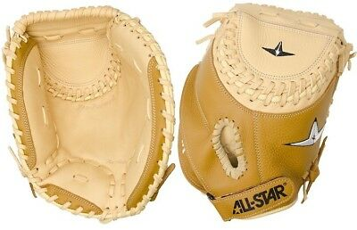 """All Star CMW2511 33.5"""" Professional Series Youth Female Fastpitch Catchers Mitt"""
