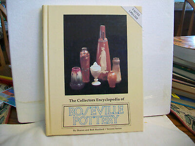 1997 Roseville Pottery Price Guide by Sharon & Box Huxford
