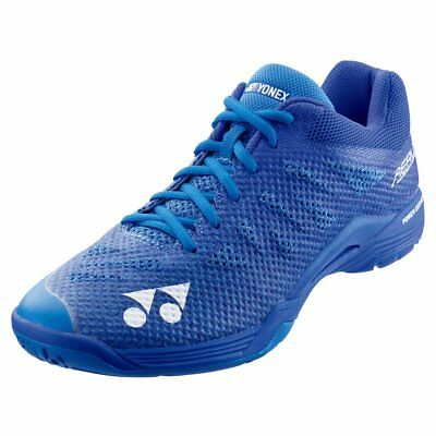 Yonex Power Cushion Aerus 3 Mens Indoor Court Shoe (Blue) Badminton, Squash