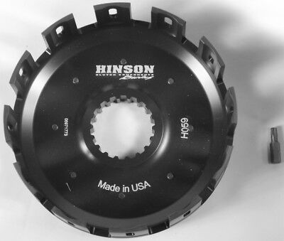 Hinson Billet Clutch Basket Hon (H059)