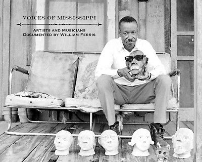 Voices Of Mississippi: Artists & Musicians Documented By Wm Ferris Bk/3Cds/dvd