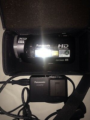Panasonic hdc-sd9 Great Condition Comes With Case