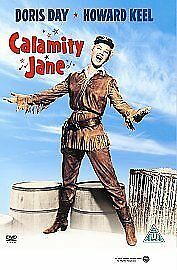 Calamity Jane [DVD] [1953], DVD, New, FREE & Fast Delivery